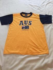 Australian boys T shirt.