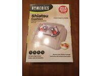 Electric shiatsu cushion