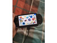 Playstation Vita with 64GB Memory Card (rare)