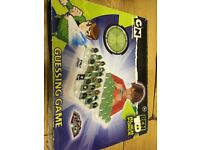 Ben 10 Guess Who