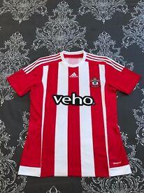 Southampton FC - Home Shirt (M) 2015 / 16 Season - Adidas