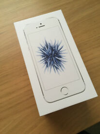 iPhone SE 32gb Silver (EE only - not unlocked)