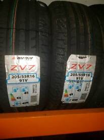 TYRES...DISCOUNTED TYRES...