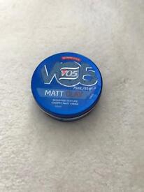 VO5 Matt hair clay