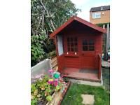 Children's summer house