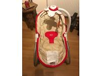 Tiny Love 3 in 1 Rocker Napper Red ( used for a month)