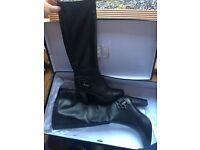 Duane long boots size 6 rrp £110