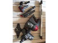 Cordless 2in1 Hoover as new