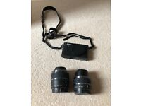 Nikon 1 DSR camera