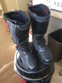 Brand New Motorbike Boots