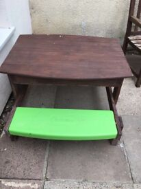 Little tikes sandpit/picnic bench, very sturdy, stored in shed and never left out,£50 collect Calcot