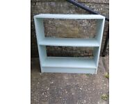 Green Shelf Unit - DELIVERY AVAILABLE
