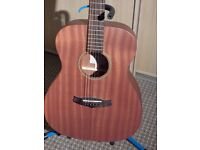 Tanglewood TW130 ASM Acoustic guitar, Solid Mahogny