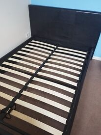 Double bed ottoman