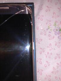 Samsung galaxy s7 edge used.