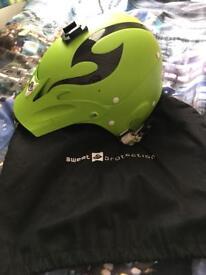 Sweet protection kayaking helmet