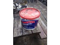 12.5 kg tub of swarfega approximately half full
