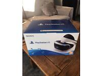 BNIB sealed PlayStation VR Headset