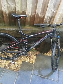 Norco fluid 7.2 full suspension mountain bike 2016