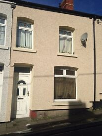 3 bed terraced house for sale. New Tredegar