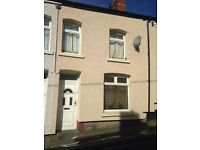 3 bed terraced house for sale. New Tredegar.