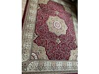 Beautiful Turkish rug for sale