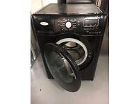 Whirlpool AWOE 9559 B ultra-efficient '6th Sense' washing machine