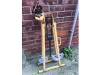 Conduit Bending Vice, electrical, hillmor, Pipe, FREE