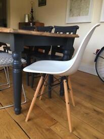 Eames style chair- white