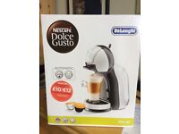 Dolce Gusto Mini Me Coffee Machine- New