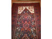 **Quality PERSIAN Carpet(Runner),Handmade, 100% Woolen,authentic antique design,beautiful colorful*