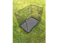 Dog cage - good condition, little use, small dog 75x52x60cm