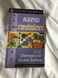Chemistry and Maths GCSE, A level and Additional Maths Book