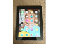 3rd Generation 32GB Apple iPad in superb condition, complete with leather Sena case