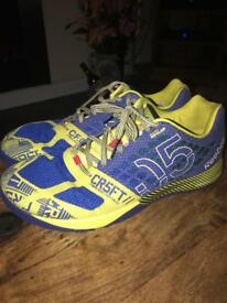 Size 11 CrossFit trainers