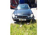 Mercedes Eclass well kept must go as new car bought