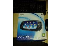 PSvita in good working condition(no charger)