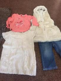 Ted Baker / Next / Gap 6-12 months clothing