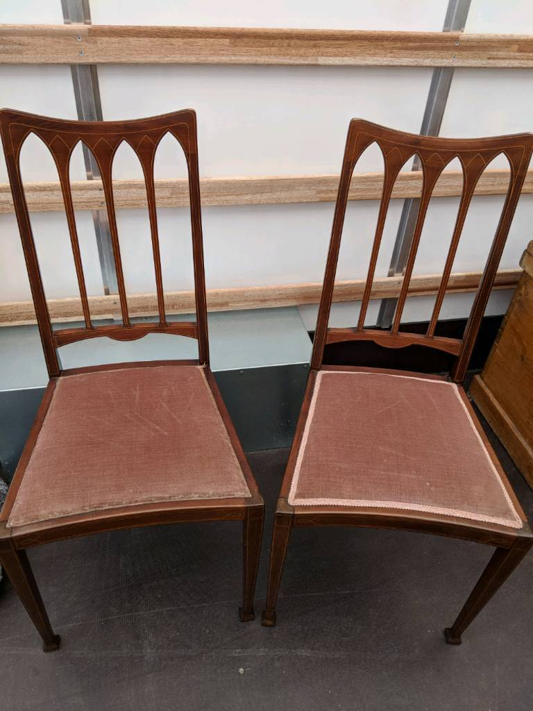 Two lovely chairs