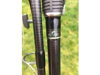 Free Spirit L.R.M. Long Range Marker Rod 50mm+Shimano aerlex xta 7000 spod reel.