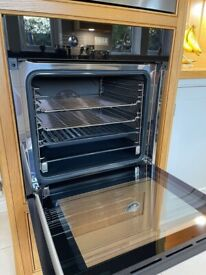 Miele oven and grill