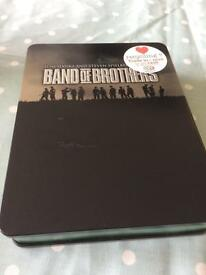 Band of brothers steel DVD special boxset