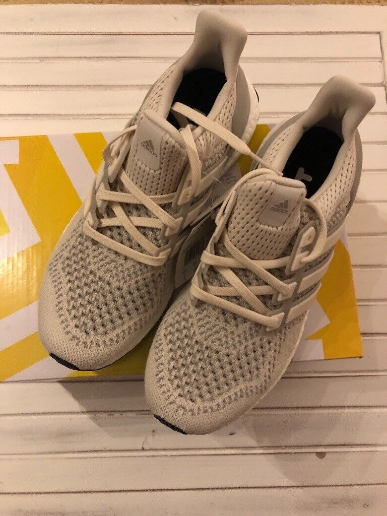 8f1d3074caae6 Adidas Ultra Boost 1.0 Cream - UK size 6.5