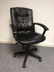 5 x Office Desk Swivel Chairs in **Various Styles & Conditions** USED