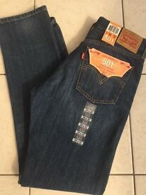 Brand new ladies Original Levi 501 Jeans