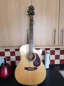 Crafter TC035n electro acoustic guitar
