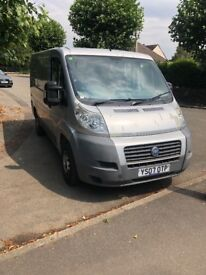 FIAT DUCATO 2.2 DIESEL VERY LOW MILEAGE.