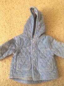 Baby boy next coat