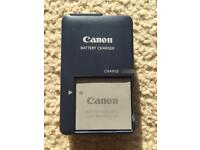 Canon camera battery and charger