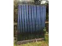 18 Evacuated Tubes, Solar Collector of Solar Hot Water Heater, Vacuum Tubes